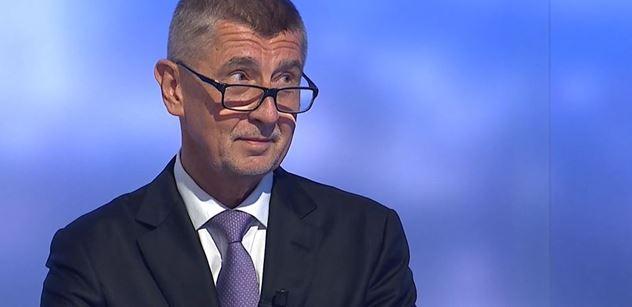 Premiér Babiš: Nebudeme investovat do ilegálních migrantů. Sorry jako