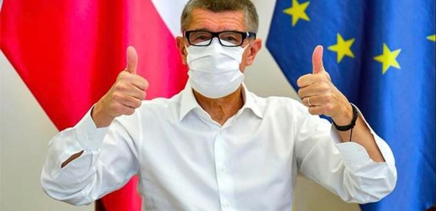 Premiér Babiš: Už jsem podepsal žádost sněmovně o prodloužení nouzového stavu do 25. května