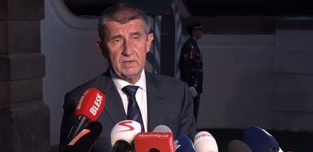 """""""Průsel."""" Andrej Babiš ve vysílání ČT přednesl tak vážnou kritiku EU, až se sám zarazil"""