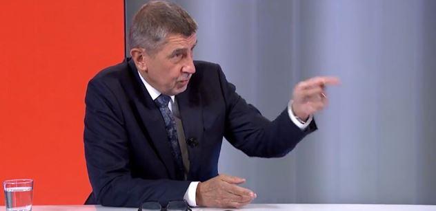 Je tu nový průzkum: Andrej Babiš dál kraluje politické scéně