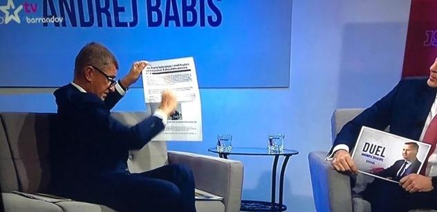 Šokující DOKUMENT: Já jsem Obama! Hlásil při převozu do blázince syn Andreje Babiše