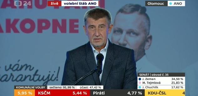 Andrej Babiš: Moje chyba, měl jsem být tvrdší. A teď Marrakéšská smlouva, globální pakty...