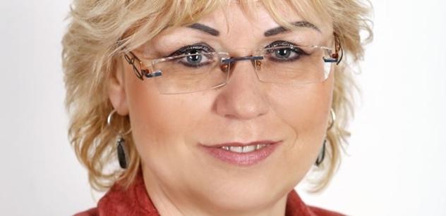 Poslankyně Balaštíková: Gretu stvořila energetická lobby. A zmatení politici úplně zapomněli na zdravý rozum