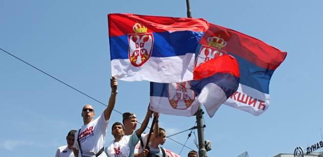 Západ nás vraždil, Čechů si vážíme. Zeman je víc Srb než náš prezident. Takto Bělehrad očekává naši hlavu státu