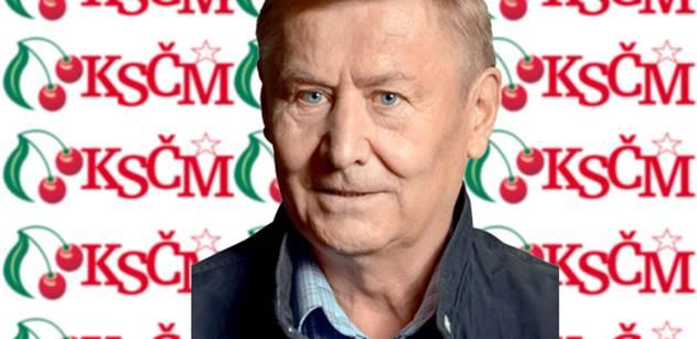 Grebeníček (KSČM): Před 30 lety šlo o rozptýlení kapitálu do cizích rukou za provize a úplatky