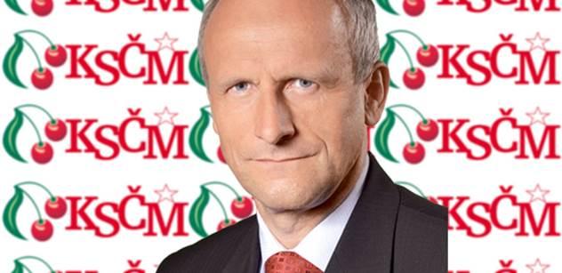 Koníček (KSČM): Úředníci na MMR lžou ministryni