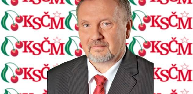 Kováčik (KSČM): Rád bych vyzval k rychlé rozumné dohodě