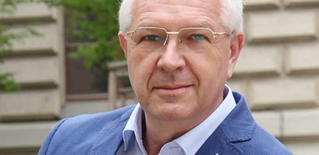 Jiří Drahoš: Referendum o EU ne! Lidé jsou díky internetu lehce zmanipulovatelní