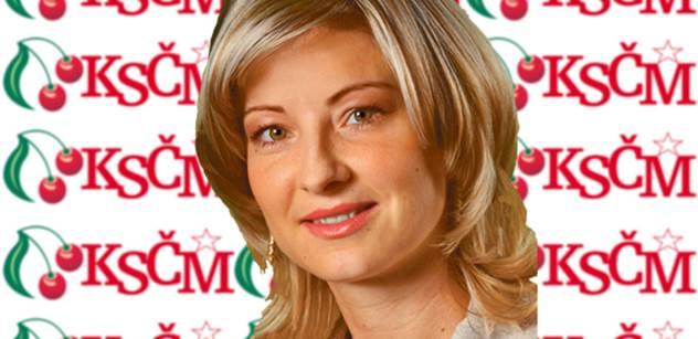 Matušovská (KSČM): Další pokus o zrušení zákona o prodejní době v maloobchodě a velkoobchodě