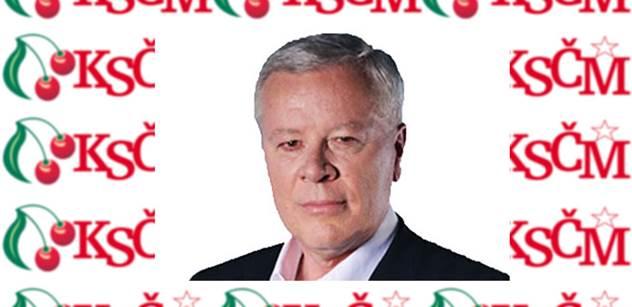 """Skála (KSČM): """"Postkomunismus"""" jako H-Systém"""
