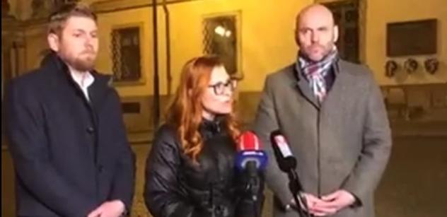 Trikolóru povede do voleb Majerová. Klaus svůj odchod vysvětlil