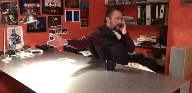 """,,1000 Kč je moc! Svěrák dostane míň!"""" Milion chvilek zase povolal umělce. Nové VIDEO"""