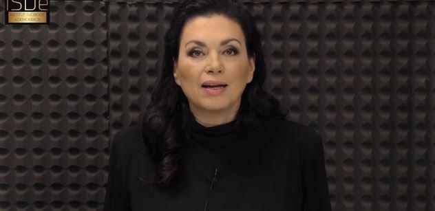ČT a Lipovská: Návštěva z Respektu. Bobo ji chtěla vyhodit. Ale nedala se