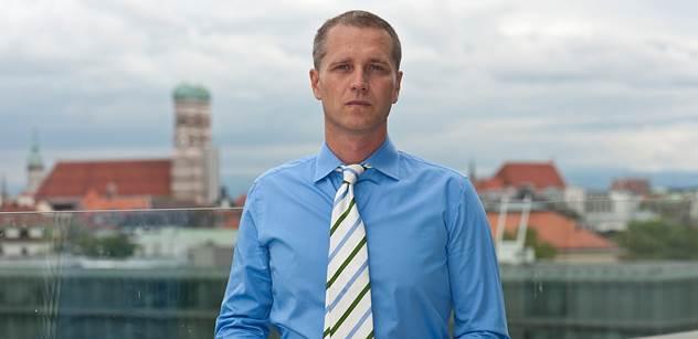 Petr Bystroň hlásí situaci z Německa a navrhuje: Každému uprchlíkovi bych dal 15 tisíc eur, když odejde. A to byste se divili...