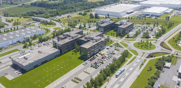CTP má jako první v oboru všechny budovy certifikovány podle nejvyšších ekologických standardů