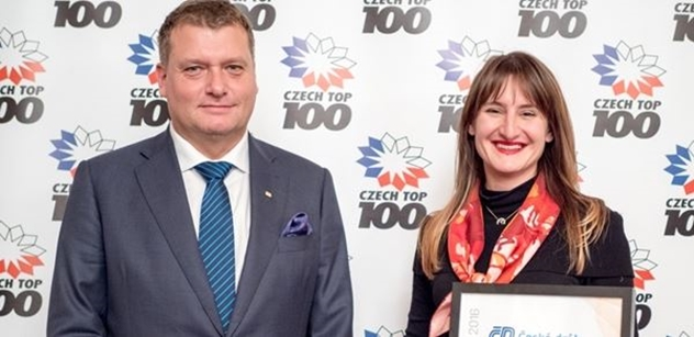 České dráhy bodovaly v žebříčku Czech Top 100 hned několikrát