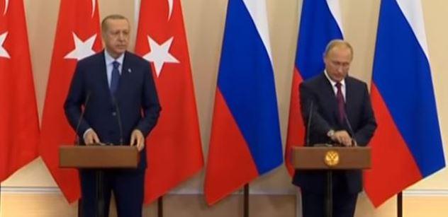 """Tereza Spencerová: Putin s Erdoganem mění Idlíb v """"Gazu 2.0"""" (a další rakety proti Sýrii)"""