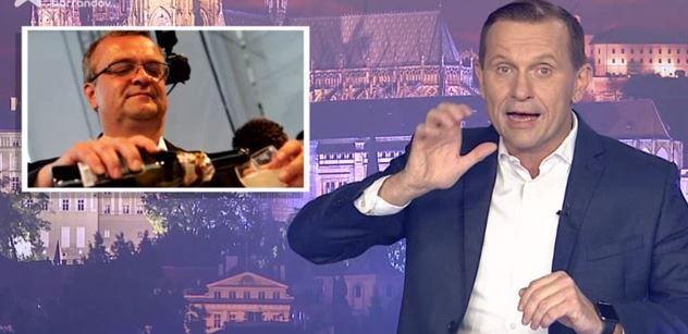 """""""To bylo jak Otázky Václava Moravce."""" Soukup trestá české novináře a politiky. Za volby"""