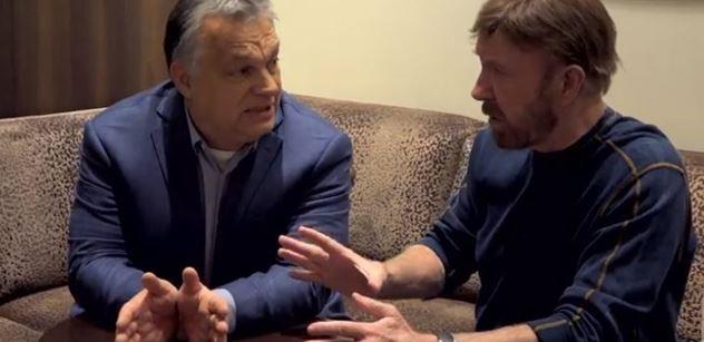 Sorosi a EU, pozor: Viktor Orbán měl návštěvu, na kterou zůstanete koukat. Zde je VIDEO