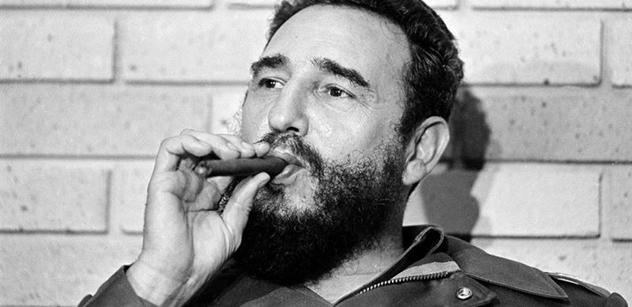 Karel Wichs: Kuba po Castrech