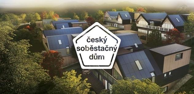 Český soběstačný dům: Domy jako od Tesly. Startuje prestižní studentská soutěž