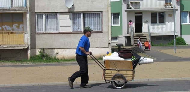 """Romy do kontejneru? Nechce se jim. ,,Jak zvířata."""" A je zle"""