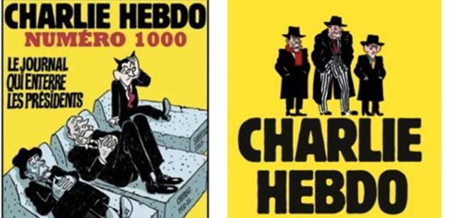 Nové číslo Charlie Hebdo se nelíbí muslimským učencům ani Íránu. A radikálové jej označili za mimořádně hloupé