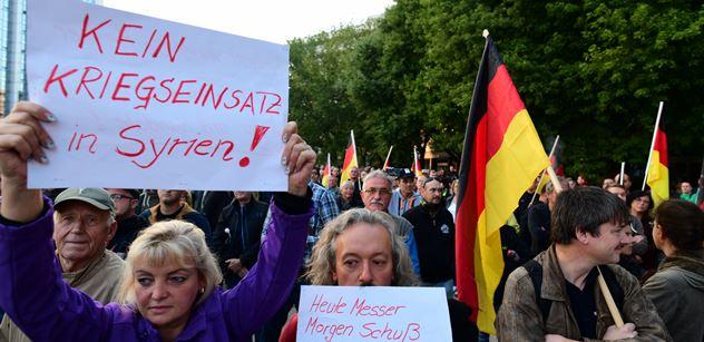 Německá kontrarozvědka po vykopnutí Maassena ohlásila: V Sasku roste pravicový extremismus, máme důvodné podezření