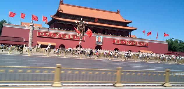 Praha vypoví sesterskou smlouvu s čínským Pekingem
