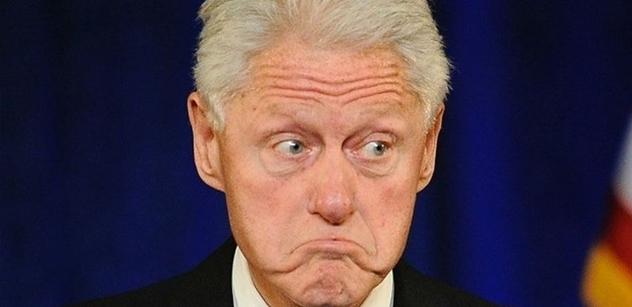 Bill Clinton zíral na Trumpovu dceru a přistihla ho Hillary. Internet zaplavilo toto VIDEO