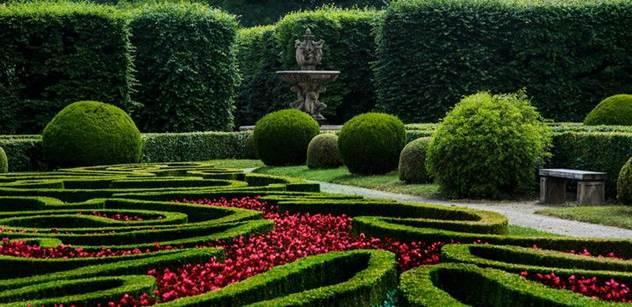 Květná zahrada v Kroměříži se stala vítězem soutěže agentury CzechTourism