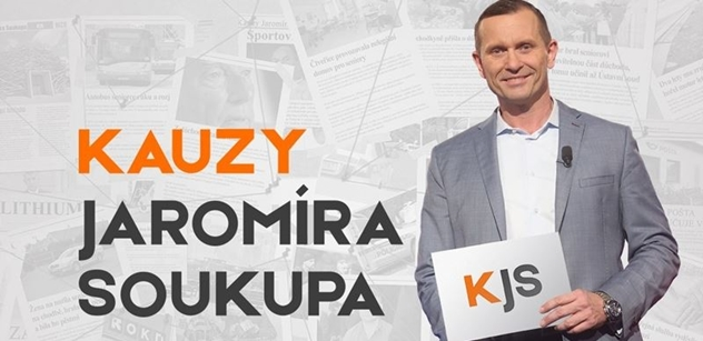 Nový pořad TV Barrandov – Kauzy Jaromíra Soukupa