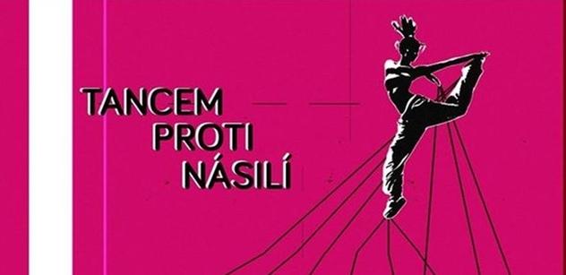 Česká ženská lobby: Tancem proti násilí v rámci kampaně One Billion Rising