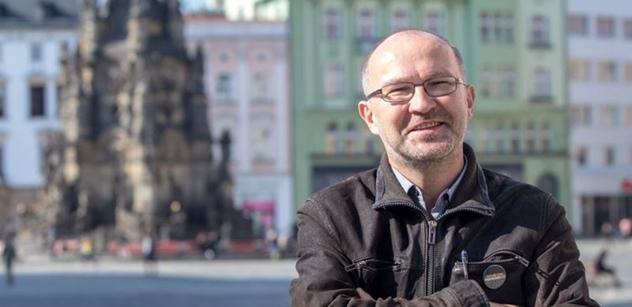 Bohuslav Coufal: Zachraňme stát