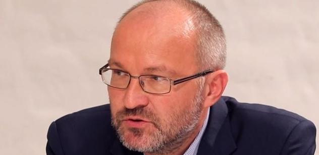 Coufal (Soukromníci): ANO si v Olomouci vymění pozice s ČSSD a můžeme v klidu pokračovat