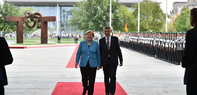 Přimkněme se k Německu, opusťme Visegrad! Nová éra Evropy, zaznělo v Českém rozhlase