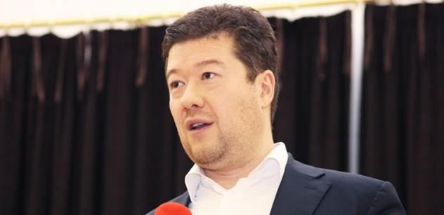 Okamura podpořil Zemana: Amatéři na ministerstva vážně nepatří