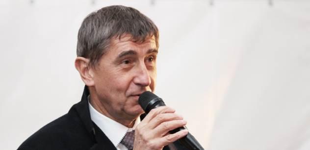 Vyjednávání o vládě ohroženo kvůli lidovcům, naznačuje Babiš