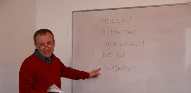 Okamurův kandidát: Vraťte nám Podkarpatskou Rus. Bez znalosti jazyků se v Bruselu ani nevys...