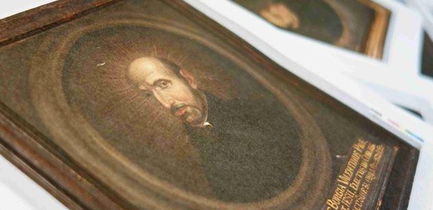 NPÚ: Osmnáct portrétů jezuitských generálů se stalo kulturní památkou