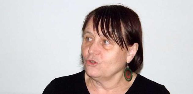 Ombudsmanka Šabatová se připojila ke světovému dni Downova syndromu