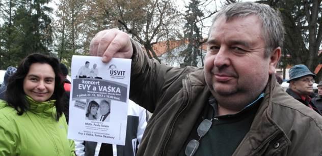 """""""Buzeranty postřílet"""": Od Zemana přišlo lejstro. Zaujme voliče Okamury"""