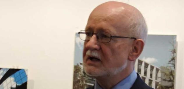 Zrušená přednáška o Rusku a Ukrajině se přeci jen uskutečnila: Na ČT se ani nemusím dívat, ty lži už znám, řekl historik