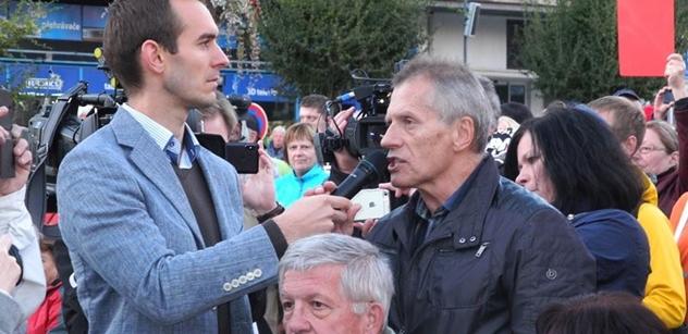 Vladimír Hučín pronáší nepěkné zprávy o Babišovi. A to vše ještě před schůzkou s Trumpem