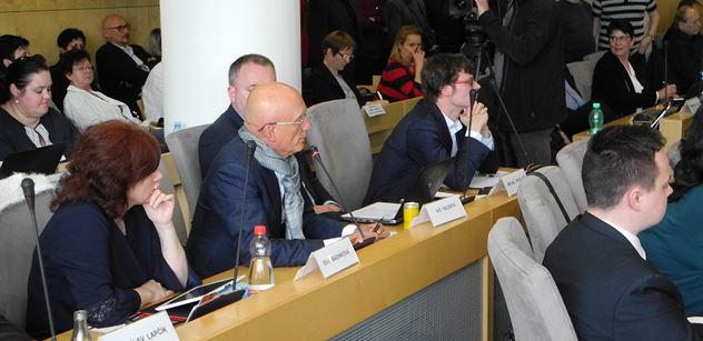 Jednání zastupitelstva Zlínského kraje se proměnilo v pořádnou přestřelku. Došlo na plán nové krajské nemocnice