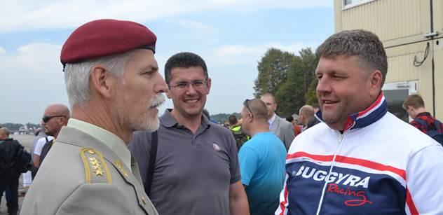 Generál Pavel pro PL prozradil, v jakém případě zasáhne do obrany Schengenu NATO