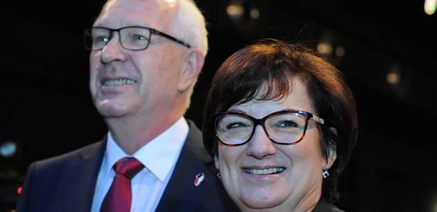 Je dobré vědět, kterému kandidátovi dané médium straní, expert na propagandu rozčísl vyjádření paní Drahošové o ČT a jejím manželovi