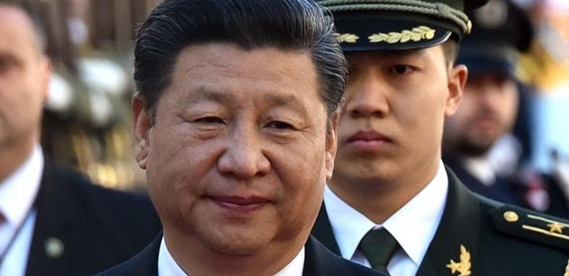 Čínský deník píše o návštěvě prezidenta země v ČR. Všímá si zejména jedné věci