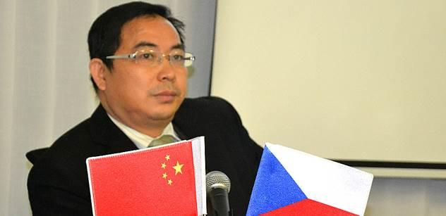 Čínský drak nás nesežere, když nebudeme ustrašení. Po přednášce čínského ekonoma docentka Švihlíková vysvětlila, co přinese vzájemná spolupráce