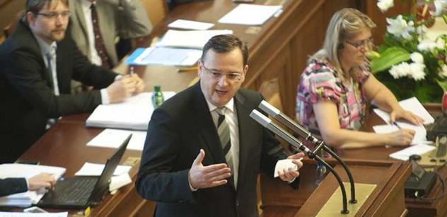 Poslanci budou schvalovat daňový balíček a hlavní údaje rozpočtu